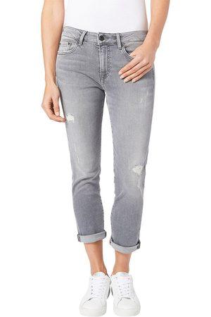 Pepe Jeans Pepe Jenas dámské šedé džíny Jolie