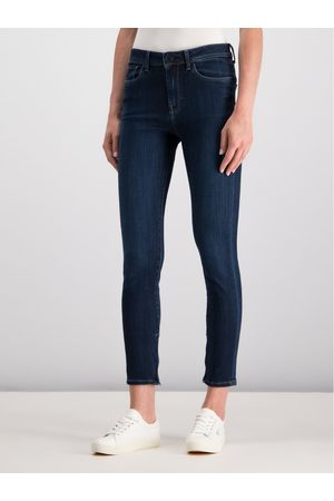Pepe Jeans Dámské tmavě modré džíny Cher