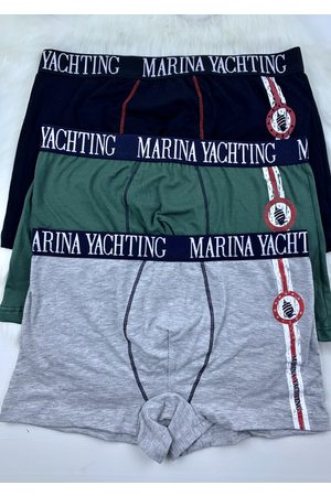 marina yachting Muži Boxerky - Boxerky MY442 L