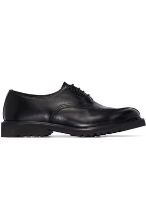 TRICKERS Kilsby Apron Olivvia leather Derby shoes