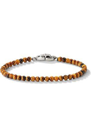David Yurman Muži Náramky - 4mm spiritual bead bracelet