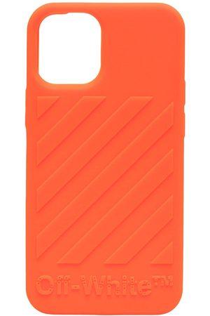 OFF-WHITE Diag iPhone 12 case
