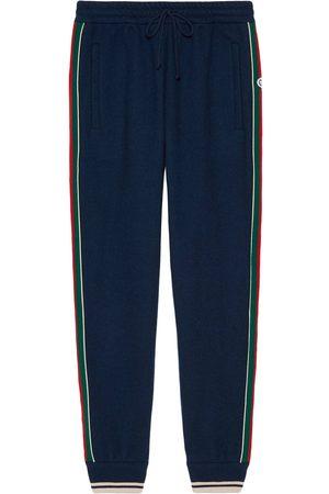Gucci Web-trim track pants