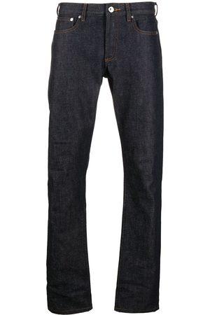 A.P.C. Mid-rise straight leg jeans