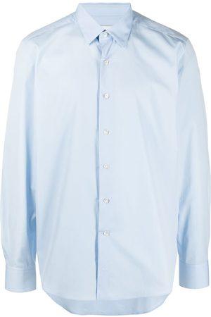 Lanvin Long-sleeve cotton shirt