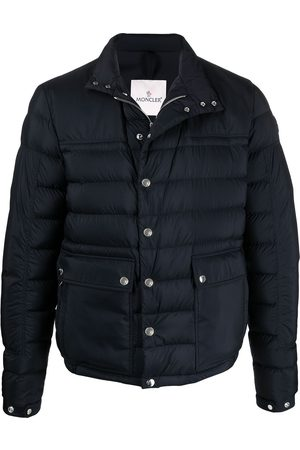 Moncler Boutmy button-up padded jacket