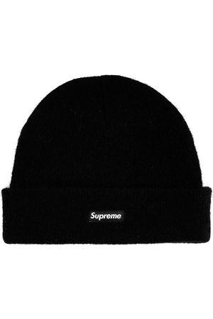 Supreme Logo-patch beanie