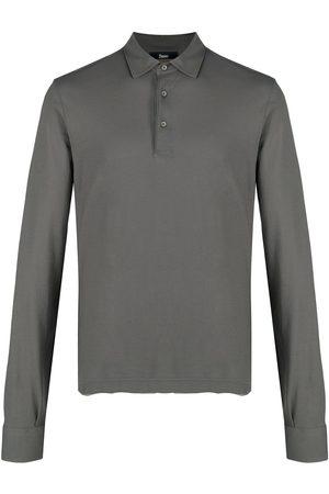 HERNO Long-sleeve polo shirt