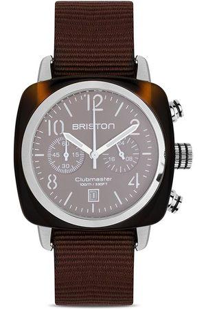 Briston Hodinky - Clubmaster Classic Chronograph 42mm
