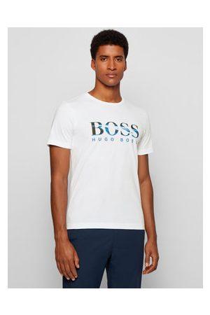 Boss Muži S límečkem - T-Shirt
