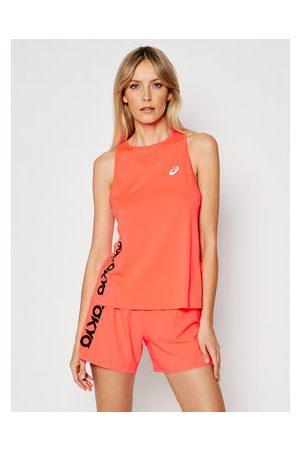 Asics Ženy S límečkem - Funkční tričko