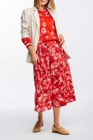 GANT Sukně D1. Liberation Bouquet Wrap Skirt