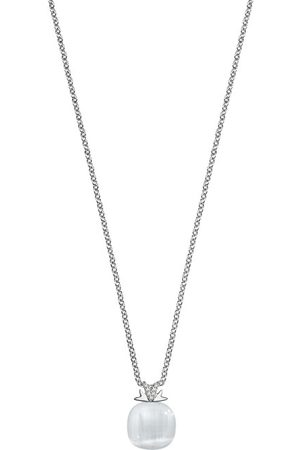 Morellato Náhrdelníky - Stříbrný náhrdelník Gemma SAKK55 (řetízek, přívěsek)