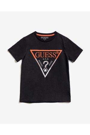 Guess Embroidery Front Logo Triko dětské