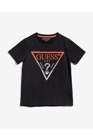 Guess Embroiidery Front Logo Triko