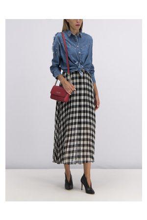 Guess Ženy Plisovaná - Plisovaná sukně