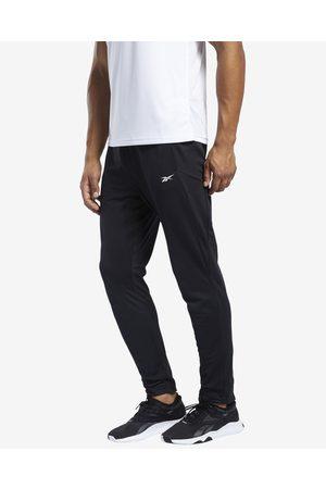 Reebok Muži Kalhoty - Workout Ready Knit Tepláky
