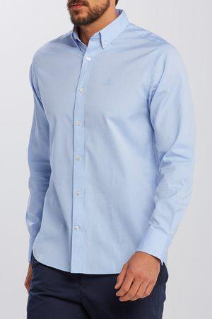 GANT Košile Reg Pinpoint Oxford Bd