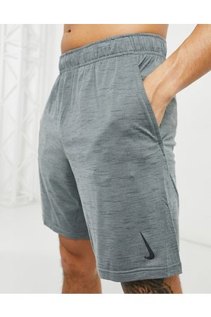 Nike Nike Yoga Hyperdry shorts in grey