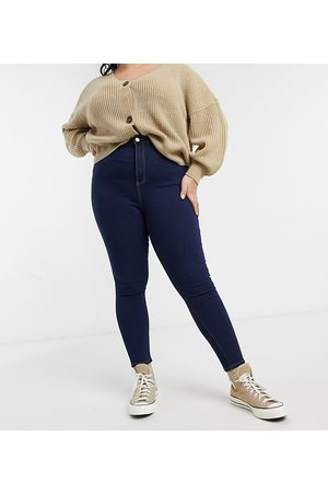 Brave Soul Pam jeans in mid blue