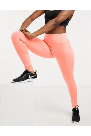 I saw it first Basic active leggings in peach-Pink