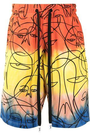 HACULLA Graphic print shorts