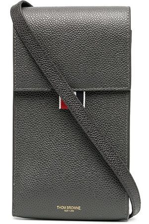 Thom Browne RWB stripe phone holder