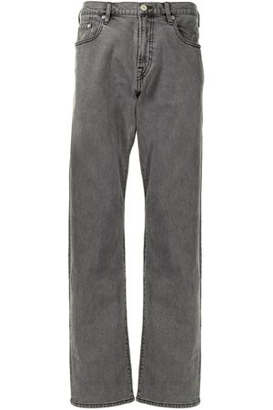 Paul Smith Straight-leg cotton jeans