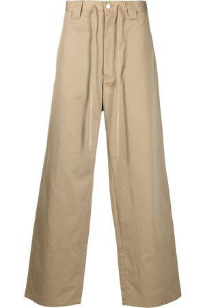FACETASM Široké nohavice - X Dickies drawstring wide-leg trousers