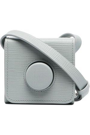 LEMAIRE Leather mini camera bag