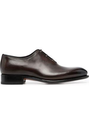santoni Muži Oxfordky - Lace-up oxford shoes