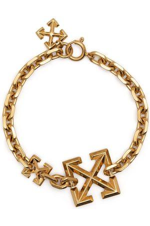 OFF-WHITE Arrows chain bracelet