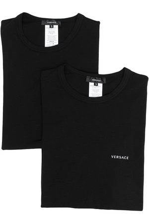 VERSACE Two-pack crewneck T-shirts