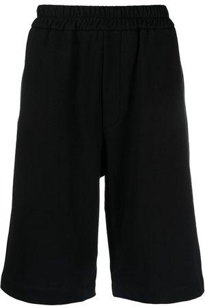 Jil Sander Long cotton shorts