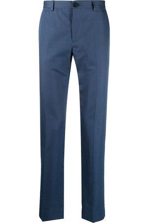 Paul Smith Muži Chino - Tailored blue chinos