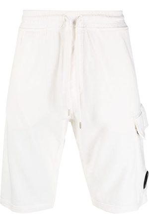 C.P. Company Muži Kraťasy - Flap pocket track shorts