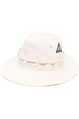 Jil Sander Muži Klobouky - Logo-patch sun hat