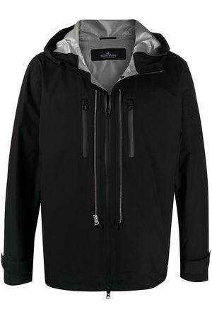 STONE ISLAND SHADOW PROJECT Hooded rain jacket