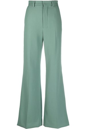 Ami Flared tailored trousers