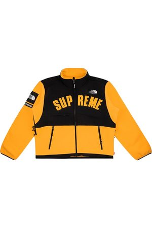 Supreme X The North Face Arc logo fleece jacket