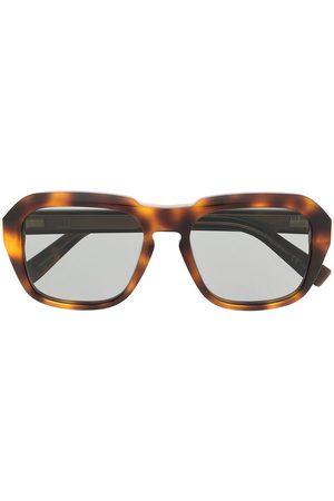 Dunhill Caine tortoiseshell glasses