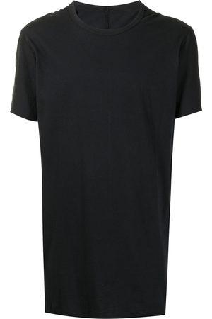 11 BY BORIS BIDJAN SABERI Round neck cotton T-shirt