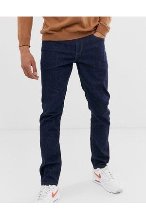 ASOS Stretch slim jeans in indigo-Blue