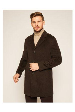 Oscar Jacobson Vlněný kabát
