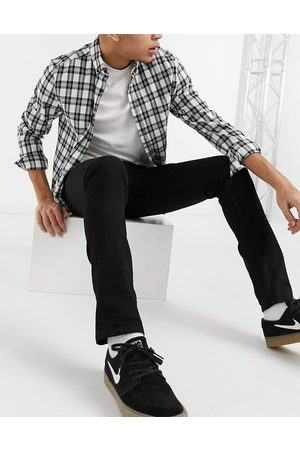LDN DNM Muži Slim - Slim fit jeans in black