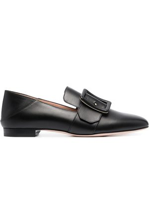Bally Folded-heel loafers