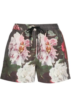 Soulland Muži Šortky - William recycled polyester swimming shorts