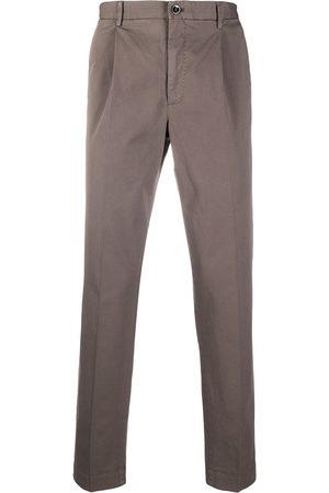 Incotex Muži Chino - Cotton chino trousers