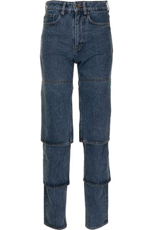 Y/Project High-waist straight jeans