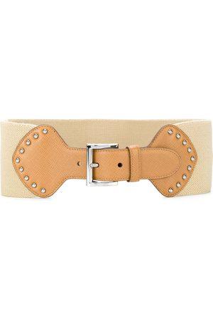 Prada Buckled waist belt